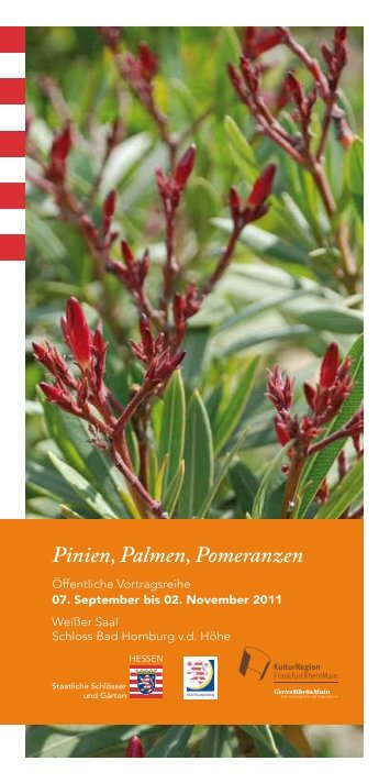 Broschüre downloaden (PDF, ~450kB) - KulturRegion Frankfurt ...