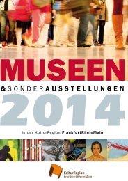 Broschüre zum Download - KulturRegion Frankfurt RheinMain