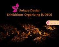 Unique Design Exhibitions Organizing (UDEO)