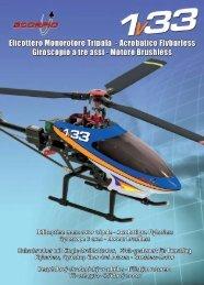 Scorpio Helikopter 1V33 Ersatzteilliste als PDF Datei - Krick