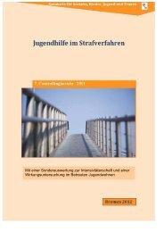 Controllingbericht Jugendhilfe im Strafverfahren 2011