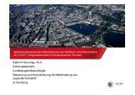 Ein neuer Weg der behördenübergreifenden Kooperation in Hamburg