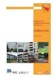 Integriertes Handlungskonzept, Endbericht 2006 (pdf, 13.1 MB)