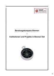 Ambulante Drogenhilfe Bremen - Ost - Kooperationsstelle ...