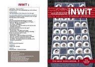 iNWiT 1 flyer.pdf - Psychoanalyse Lacan - Freud