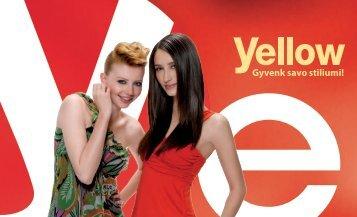 Yellow prekių katalogas - Krinona