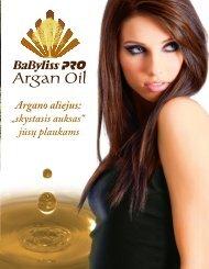 """Argano aliejus: """"skystasis auksas"""" jūsų plaukams - Krinona"""