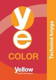 Yellow techninė knyga - Krinona