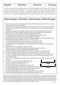 Installation instructions - KRISMA - Seite 2