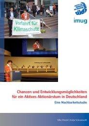 Chancen und Entwicklungsmöglichkeiten für ein ... - SÜDWIND-Institut