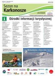 Sezon na - Krkonose.eu - Krkonoše