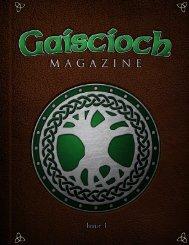 Gaiscioch Magazine - Issue 1