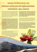 Výroční zpráva v češtině - Krkonoše - Page 3