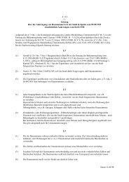 Satzung über die Anbringung von Hausnummern - Stadt Kröpelin