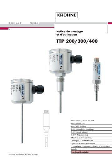 TTP 200/300/400