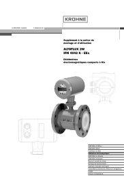 ALTOFLUX 2W IFM 4042 K - EEx