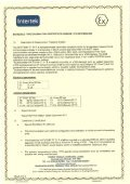TYPE EXAMINATION CERTIFICATE - Page 2