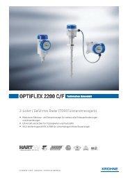 OPTIFLEX 2200 C/F