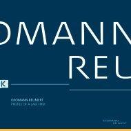 KROMANN REUMERT PROFILE OF A LAW FIRM