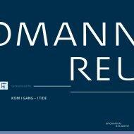 KOM I GANG – I TIDE - Kromann Reumert