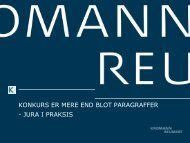 Download uddrag af præsentationen - Kromann Reumert