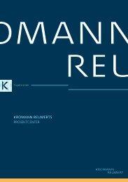 Projektcenter - Kromann Reumert