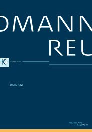 datarum - Kromann Reumert