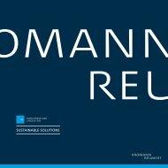 SUSTAINABLE SOLUTIONS - Kromann Reumert