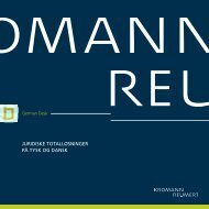 Juridiske totalløsninger på tysk og dansk - Kromann Reumert