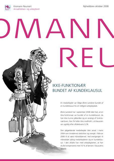 Klik her for at læse hele historien - Kromann Reumert