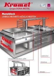 Monoblock - Kromet