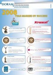 YEAR MARKED BY SUCCESS - Kromet