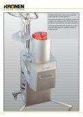 Coupe-légumes Kronen KG-453 Puissance maximum d'une qualité ... - Page 4