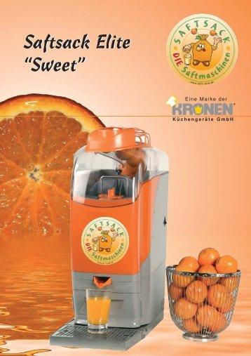 Sweet - Kronen