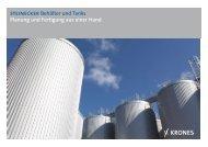 steinecker Behälter und Tanks Planung und Fertigung ... - Krones AG