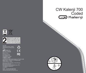 CW Kalenji 700 Coded - Decathlon