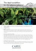 Humidity control in tobacco industry - Page 2