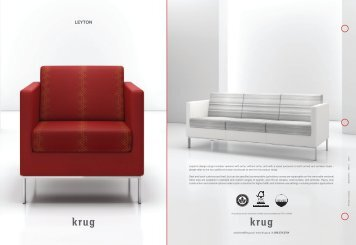 Fully Upholstered Brochure - Krug