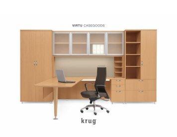 Virtu Casegoods Brochure - Krug