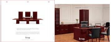 Stratford Casegoods Brochure - Krug
