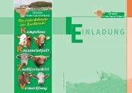 generalversammlung - Kärntner Rinderzuchtverband