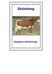 Programm - Kärntner Rinderzuchtverband