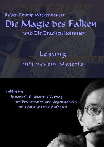 Lesung: Die Magie des Falken