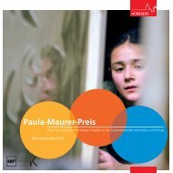 Paula-Maurer-Preis - KS:NUE