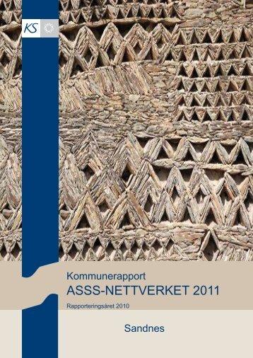 Kommunerapport Sandnes 2011 - KS