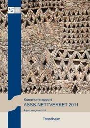 Kommunerapport Trondheim 2011 - KS