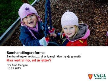 Tor Arne Gangsø