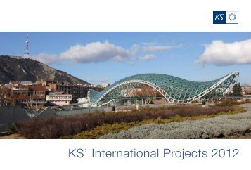 KS' International Projects 2012