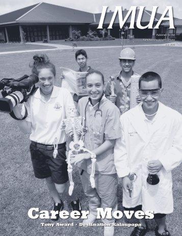 Career Moves Career Moves - Kamehameha Schools