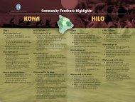 What challenges us? - Kamehameha Schools